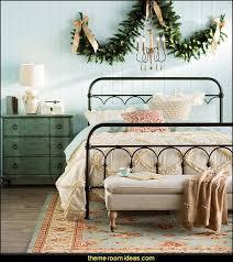 Vintage Christmas Rustic Decorating Ideas