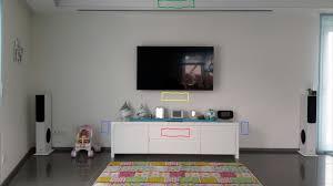 erweiterung wohnzimmer heimkino stereo auf 5 1 7 1