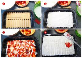 löffelbiskuit und erdbeeren das kannst du daraus machen