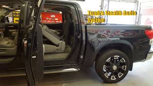 Builds: Toyota Tundra Sound System With A JL Audio Custom Enclosure ... 2018 Honda Ridgeline Shop New Trucks In Dayton Oh Ottawa Car Audio Installs Audiomotive 2017 Gmc Sierra Denali 2500hd Diesel 7 Things To Know The Drive Setting Up The Best Sound System Newegg Insider Resigned 2019 Ram 1500 Gets Bigger And Lighter Consumer Reports Clarion Company Wikipedia St Marys Sydney Creative Stereo Speakers Subwoofers Marine Chicago Systems Installation Vision 2310b 24v Truck Security Double Din Navigation Video