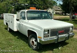 1989 GMC R3500 Utility Bed Pickup Truck | Item DA5549 | SOLD... Gmc We Rarely See This Body Style Looks Like A 49 From 1949 100 12 Ton Pickup Turck Long Bed Original Hot Rat Rod Truck W Fbss Air System Cce Hydraulics Flickr 2018 New Sierra 1500 4wd Double Cab Standard Box Sle At Banks Chevy Pickup 22 Inch Rims Truckin Magazine For Sale Classiccarscom Cc1067961 Cc1087668 Chevygmc Brothers Classic Parts Cc1073330 1989 Suburban Gta5modscom