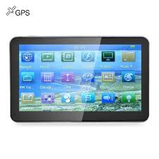 100 Gps Systems For Trucks 7 Inch Truck Car GPS Navigation With Touch Screen Free Maps