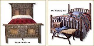 New York Rustic Design Adirondack Beds Bedframes