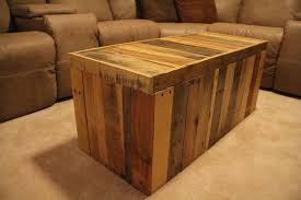 Table Pallet Wood Projects