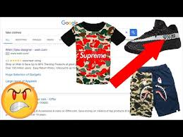 WORST FAKE HYPEBEAST CLOTHES ONLINE Supreme Gucci Bape Yeezy Off White