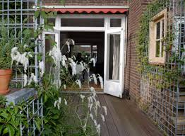 Carex Lamp Switch Turner by Small Space Living Tiny Garden U201cbonus Rooms U201d In The Netherlands