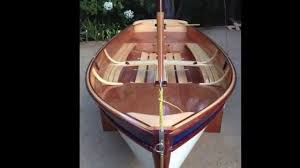building a wooden boat youtube