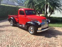 Contemporary Classic Chevrolet Pickup For Sale Ornament - Classic ...