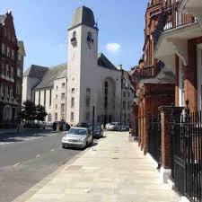 100 Kensington Church London Location Reels