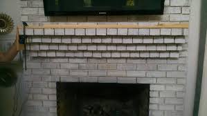 wood beam mantel diy for under 30 fireplace makeover