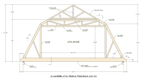 56 Roof Trusses Plans There Is No Specific Reason That We Have To