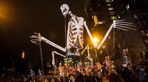 Greenwich Village Halloween Parade 2013 by Halloween In Nyc Archives Soren S Purple Plate New York S Village