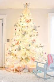 Christmas Tree Coloring Page With Ornaments Martha Stewart Decorations Popular Unique Colorful