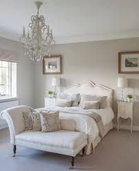 A Classic Chaise Longue In Guest Bedroom Interiors WTinteriors French DecorClassy