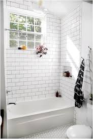 Best 25 White Subway Tile Bathroom Ideas On Pinterest White From ... White Tile Bathroom Ideas Pinterest Tile Bathroom Tiles Our Best Subway Ideas Better Homes Gardens And Photos With Marble Grey Grey Subway Tiles Traditional For Small Bathrooms Accent In Shower Fresh Creative Decoration Light Grout Dark Gray Black Vanities Lovable Along All As
