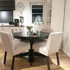 Kitchen Table For Small Spaces Dining Room Apartment Glamorous And