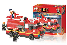 M38-B0220 - Sluban - Building Blocks Fire Serie Large Fire Truck ... Kamalife Red Ladder Truck 1 Pc Alloy Toy Car Simulation Large Blockworks Fire Truck Set Save 23 Buy 16 With Expandable Engine Bump Dickie Toys Action Brigade Vehicle Shop Your Way 9 Fantastic Trucks For Junior Firefighters And Flaming Fun 2019 Children Big Model Inertia Kids Wooden Fniture Table Chair Online In Tonka Mighty Motorized Walmartcom 1pcs Amazoncom Bruder Man Games Carville Fire Truck Carville At Toysrus