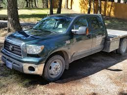 Toyota Tundra Flatbed Tow Truck, Toyota Dually Truck | Trucks ...