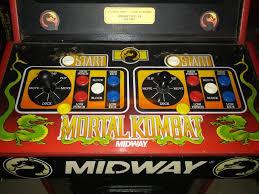 Mortal Kombat Arcade Cabinet Restoration by Recent Pickup Mortal Kombat 1 Klov Vaps Coin Op Videogame