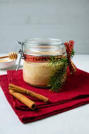 schnelles geschenk aus der küche honig zimt butter