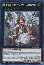 Lightsworn Structure Deck Full List by Minerva The Exalted Lightsworn Yu Gi Oh Fandom Powered By Wikia