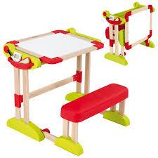 bureau enfant pupitre bureau modulo space 2 en 1 pupitre tableau smoby king jouet