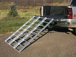 Truck Loading Ramps Silver 70 Inch Aluminum Tri Fold Ramp 1750lb ... Portable Sheep Loading Ramps Norton Livestock Handling Solutions Loadall Customer Review F350 Long Bed Loading Ramp Best Choice Products 75ft Alinum Pair For Pickup Truck Ramps Silver 70 Inch Tri Fold 1750lb How To Choose The Right Longrampscom Man Attempts To Load An Atv On A Jukin Media Comparing Folding Ramps And 2piece 1000lb Nonslip Steel 9 X 72 Commercial Fleet Accsories Transform Van And Golf Carts More Safely With Loading By Wood Wwwtopsimagescom