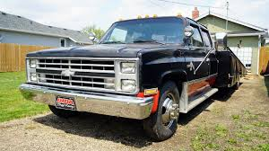 1986 Chevrolet Silverado C30 Car Hauler For Sale | Special Car Store