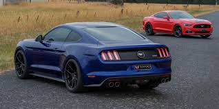 2017 Ford Mustang GT V8 Tickford Tuning 2018 19 Ford Cars