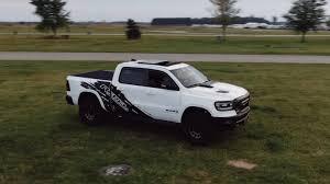 100 Build My Dodge Truck Fanatic S His Own 707HP Ram 1500 Rebel TRX