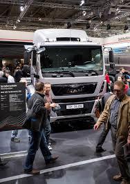 MAN Backs Gas: Premiere Of The TGM CNG | MAN Truck Germany