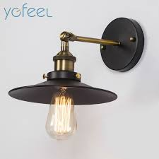 ygfeel wall ls american country retro style wall lights