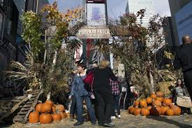 Lawrence Pumpkin Patch by Google U0027s Pumpkin Patch In Times Square Promotes Photos App Cmo