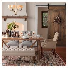 Target Threshold Dining Room Chairs by Brookline Tufted Dining Chair Glacier Set Of 2 Threshold