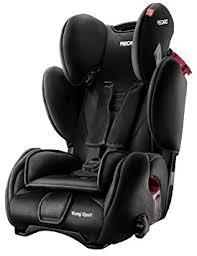 sièges bébé auto recaro siège auto groupe 1 2 3 sport noir amazon fr