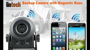 Portable WiFi Car Trucks Backup Camera With Magnetic Base And ... Wireless Reverse Cameras For Truck Ford F150 F250 F350 Backup Camera Oe Fit Includes 35 Lcd Reversing Camera Systems For Trucks Best Backup Drivers In 2018 12 24v Car Ir Rear View Kit 7 Tft Back Up Installation Toyota Tacoma Youtube Cars And Sensors La Hot Sale Color Cmos Bus Night Vision Led Aftermarket Gps Digital Up System Collision