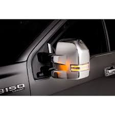 PUTCO 401160 F-150 Exterior Mirror Cover Chrome Pair 2015-2017 With ... Best Towing Mirrors 2018 Hitch Review Side View Manual Stainless Steel Pair Set For Ford Fseries 19992007 F350 Super Duty Mirror Upgrade How To Replace A 1318 Ram Truck Power Folding Package Infotainmentcom 0809 Hummer H2 Suv Pickup Of 1317 Ram 1500 2500 Passengers Custom Aftermarket Accsories Install Upgraded Tow 2015 Chevy Silverado Lt Youtube