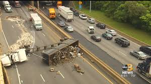 All Lanes Reopen After Tractor-trailer Crash Shuts Down I-95 In Richmond