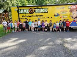 100 Game Truck Birthday Party Trevor Bday