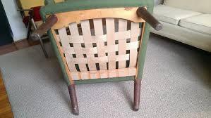 Authentic Hans Wegner Papa Bear Chair by Authentic Wegner Papa Bear Chair