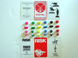 The Best Classic Board Games RISK Game Of World Domination