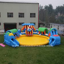 Giant Inflatable Water Park, Giant Inflatable Water Park Suppliers ... Water Park Inflatable Games Backyard Slides Toys Outdoor Play Yard Backyard Shark Inflatable Water Slide Swimming Pool Backyards Trendy Slide Pool Kids Fun Splash Bounce Banzai Lazy River Adventure Waterslide Giant Slip N Party Speed Blast Picture On Marvellous Rainforest Rapids House With By Zone Adult Suppliers