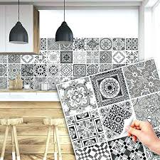 stickers cuisine carrelage stickers cuisine carreaux de ciment stickers carreaux de ciment