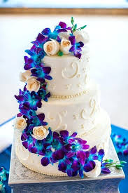 Awesome Hawaiian Themed Wedding Cakes Gallery