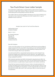 Van Driver Cover Letter Truck Delivery Examples Garbage