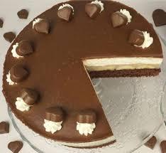 milka herz torte für besondere anlässe evas backparty