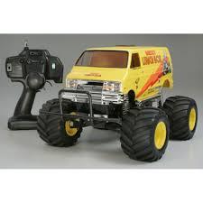 100 Monster Truck Lunch Box Tamiya 110 XB Van RTR Pro 2WD