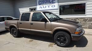 100 S10 Chevy Truck For Sale 2002 Chevrolet LS Stock 160439 Carroll IA 51401