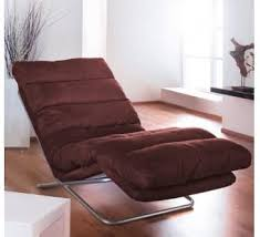 relax liege mocca microfaser wohnzimmer relaxstuhl sofa