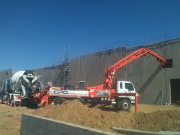 100 Concrete Pump Truck Rental Rockhampton Ing Queensland Hire Mines